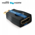 MINI HDMI/HDMI ADAPTER - CINEMA SERIES