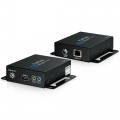 PURETOOLS - HDMI & IR SINGLE CATX EXTENDER SET